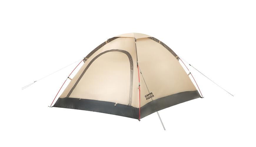 CAMPZ Nevada - Tente - 3P beige